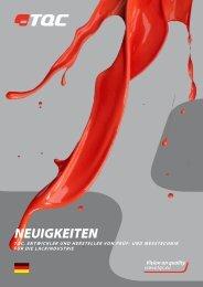 Download TQC Neuigkeiten Broschüre - Thermimport Quality Control