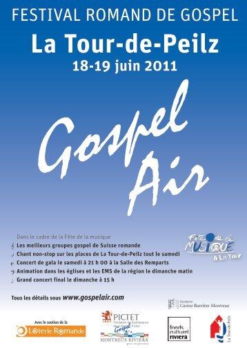 La Tour-de-Peilz - Gospel Air