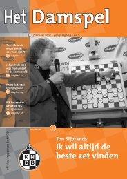 HD 0501 - Het Damspel - KNDB