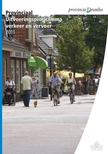 Provinciaal Uitvoeringsprogramma verkeer en vervoer 2011