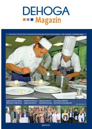 Jugendmeisterschaften: Nachwuchs zeigt Klasse DEHOGA-Position ...