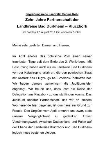 deutsch - Landkreis Bad Dürkheim