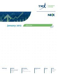 2012 January Venture Review