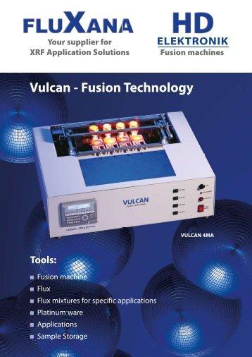Vulcan - Fusion Technology