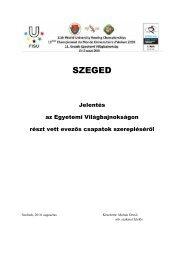25. sz melléklet - EgyetemiVbSzakmaiBesz - Magyar Evezős ...