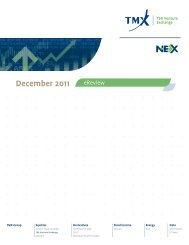 2011 December Venture Review