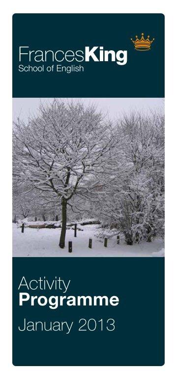 lil adventures tour - Frances King School of English