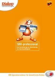 SBU-professional - Dialog Lebensversicherungs-AG