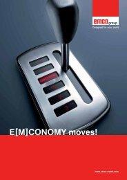 E[M]CONOMY moves!