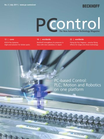 Download PDF file (4 MB) - PC-Control The New Automation ...