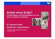 Vortrag Dr. Barbarba Keddi - Kreis Düren