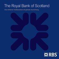 The Royal Bank of Scotland - RBS