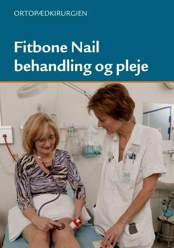 Fitbone Nail behandling og pleje
