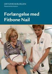 Forlængelse med Fitbone Nail