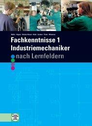 Fachkenntnisse 1 Industriemechaniker - Neue Unterrichtshilfen für ...