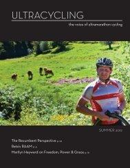summer 2012 issue - Ultra-Marathon Cycling Association