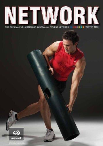 CD - Australian Fitness Network