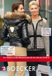 Designer-Strickjacke - Boecker Modehaus - Damen