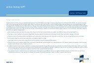 Fund List - SLIP Pension Funds - Adviserzone