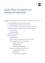 Vezi varianta PDF - Ortopedie