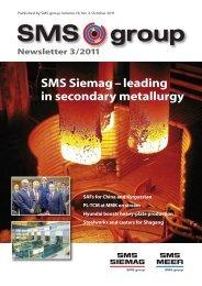 Werkstattbroschüre DIN A4 - SMS Siemag AG