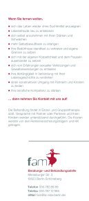 Informationsflyer FAM Ambulante Suchttherapie - La Vida Berlin ... - Page 2