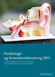 Forsknings- og Innovationsberetning 2011 - Forskningens Hus