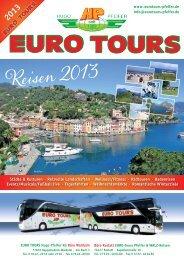 klick! - EURO TOURS Hugo Pfeifer
