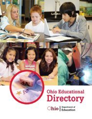 How to Read a Directory Listing - Strongsville City Schools