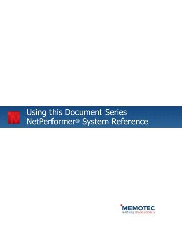 Using This Document Series - Comtech EF Data