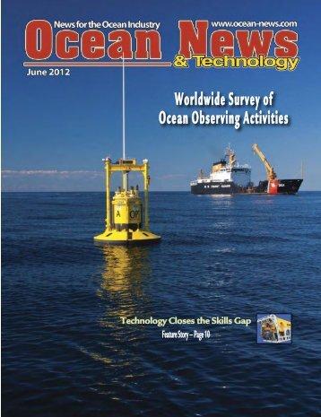 Worldwide Survey of Ocean Observing Activities