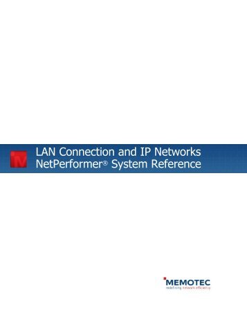 LAN Connection and IP Networks System ... - Comtech EF Data