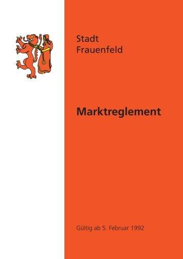 Art. - Stadt Frauenfeld