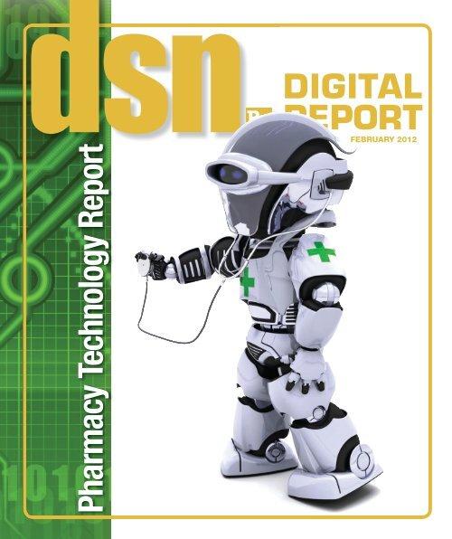 DSN Pharmacy Technology Report - Drug Store News
