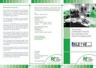 Flyer KFZ-Zulassung - Kreis Kleve