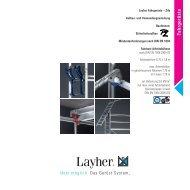 Fahrgerüste - Layher