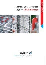 Allround - Layher