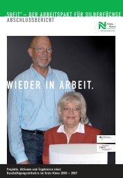 WIEDER IN ARBEIT. - Kreis Kleve