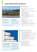 Layher Dach-Systeme Übersicht Schutz-Systeme - Seite 4