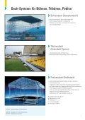 Layher Dach-Systeme Übersicht Schutz-Systeme - Seite 7