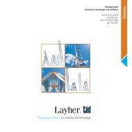 Échelles - Layher