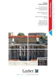 Allround Scaffolding - Layher