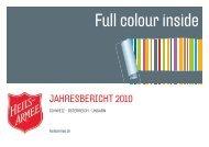 Jahresbericht - Verband Evangelischer Freikirchen und Gemeinden ...