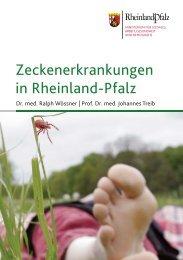 Zeckenerkrankungen in Rheinland-Pfalz - Ministerium - in ...