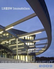 2009 - LBBW Immobilien GmbH