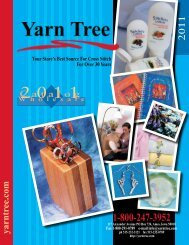 2011 catalog in .pdf format. - Yarn Tree