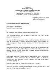 Trauerrede Köhler-m - Kreis Paderborn