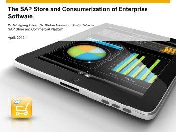 SAP Store - SAP Mobile Apps Partner Center