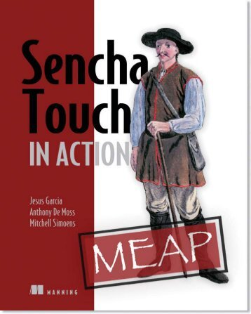 Sencha Touch in Action MEAP v9 ch 1 - Manning Publications