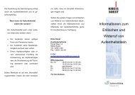 Informationen zum Erlöschen und Widerruf von ... - Kreis Soest